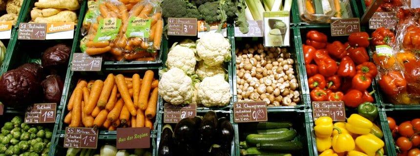 Bioprodukte nur selten mit Pestiziden belastet