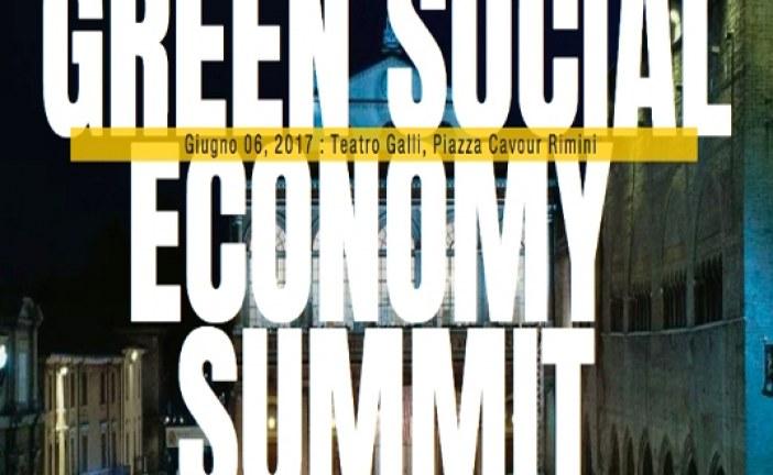 Green Social Economy Summit: appuntamento con la sostenibilità il 6 giugno a Rimini