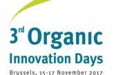 Innovazione nel bio: conferenza TP Organics a Bruxelles dal 15 novembre
