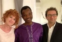 Fiorella Mannoia in prima linea per la sicurezza alimentare in Africa