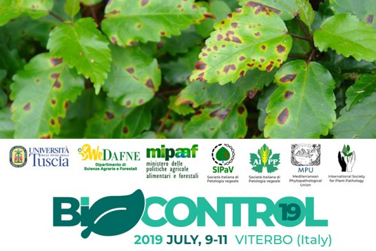 4th International Symposium: BIOCONTROL2019
