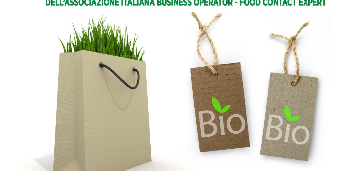 Packaging e prodotti biologici: Suolo e Salute al seminario dell'Associazione Italiana Business Operator – Food Contact Expert