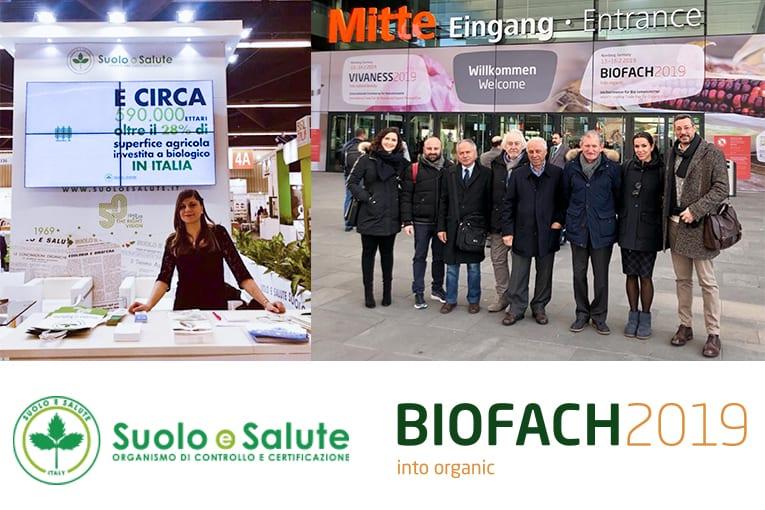 Chiude in positivo, anche per Suolo e Salute, la 30esima edizione di Biofach