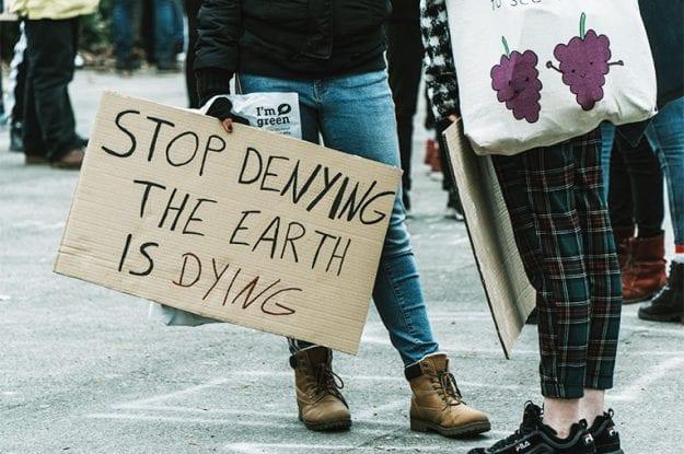 """""""Global Strike for Future"""": l'agricoltura biologica per combattere i cambiamenti climatici"""