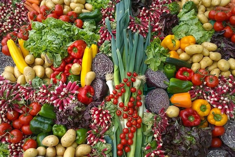 Crescita del biologico in Italia: in sei anni sono aumentati anche i consumi