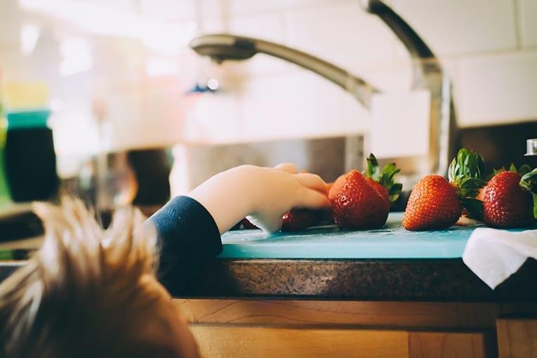 A scuola arriva l'educazione alimentare bio