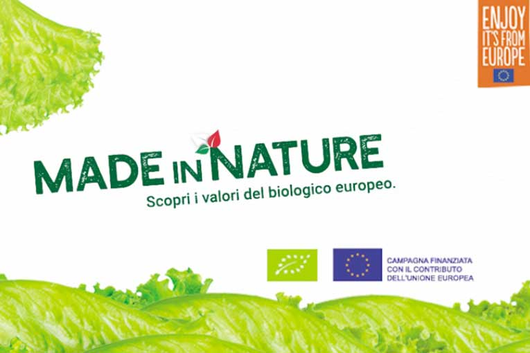 MADE IN NATURE RAPPRESENTA IL BIO ITALIANO AD ANUGA