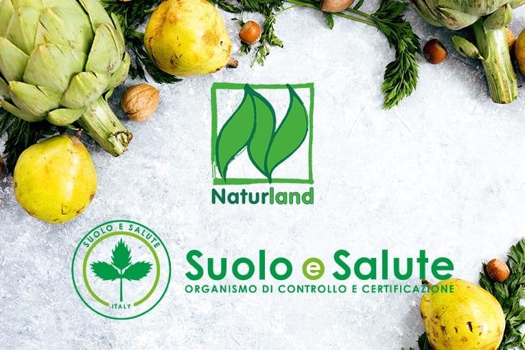 SUOLO E SALUTE è ente di certificazione autorizzato da Naturland per le attività ispettive