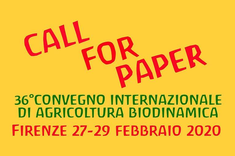 """""""Un'agricoltura di salute, ricerca, innovazione e formazione per il futuro della terra"""""""