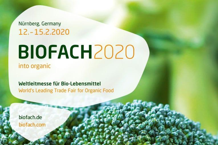 BioFach 2020: Suolo e Salute presente al Padiglione 4 allo stand 336