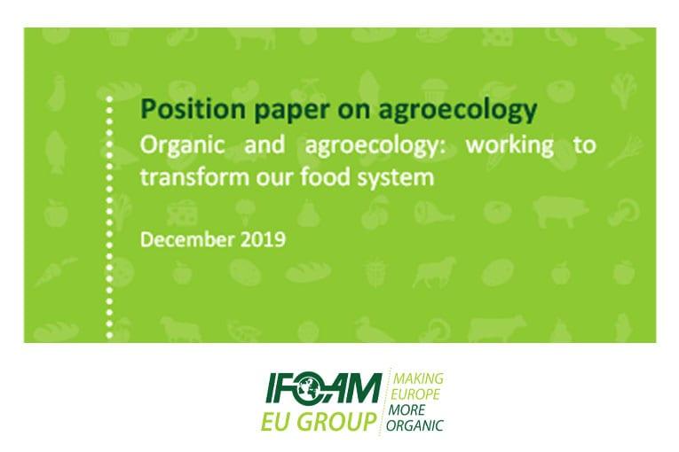 L'agroecologia secondo IFOAM UE