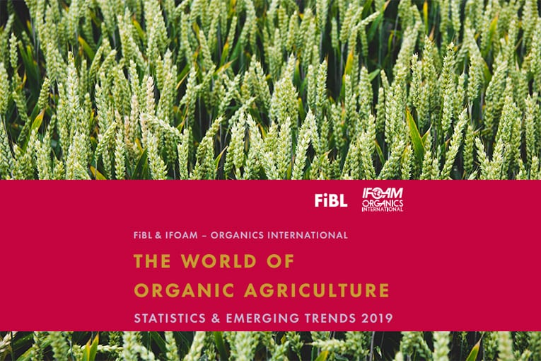 The World of Organic Agriculture – 2019
