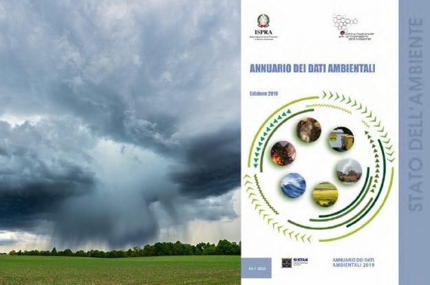 Annuario ISPRA sui dati ambientali 2019: il biologico risulta la punta di diamante dell'agricoltura.