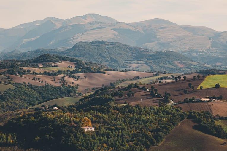 Marche: un biodistretto per valorizzare le risorse naturali, la cultura locale e l'economia della Vallesina