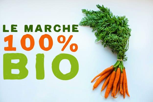 LE MARCHE PRIMA REGIONE 100% BIO D'EUROPA